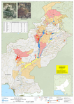 Pakistan, Logistics Infrastructure Overview, Flood Zones, 10 August 2020