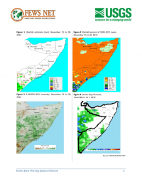 Somalia Rain Watch - December 4, 2020