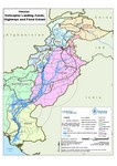 Pakistan, Helicopter Landing Zones, Highways and Flood Extent Map, 10 Sep 2020