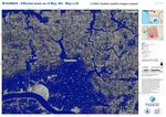 Myanmar, Cyclone NARGIS, Satellite Detected Affected Areas, Map 20 out of 22, 8 May 2020
