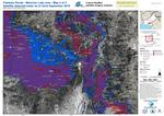 Pakistan floods - Manchar lake area Satellite detected water, 22 September 2020 - Map 2 of 3