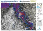 Pakistan floods - Manchar lake area Satellite detected water, 22 September 2020 - Map 3 of 3