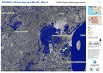 Myanmar, Cyclone NARGIS, Satellite Detected Affected Areas, Map 3 out of 22, 8 May 2020