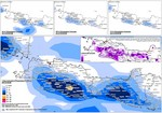 Indonesia, Earthquake Affected Area: Precipitation Forecast, 09 September 2020