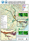 Mozambique. Zambeze and Shire flood monitoring. 13 February 2020