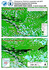 Mozambique. Zambeze flood monitoring. 13-20 January 2008