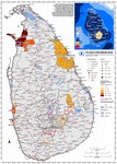 Sri Lanka, Flood Affected Area, 18 March 2020
