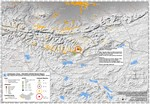China, Xinjiang Xizang, Earthquake, 20 March 2020