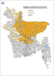 BANGLADESH, FLOOD RISK AREAS, 24 JULY 2020