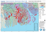 Bangladesh, Cyclone AILA Affected Areas, 27 May 2020