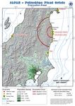 Japan, Fukushima Evacuation Areas, 29 March 2020